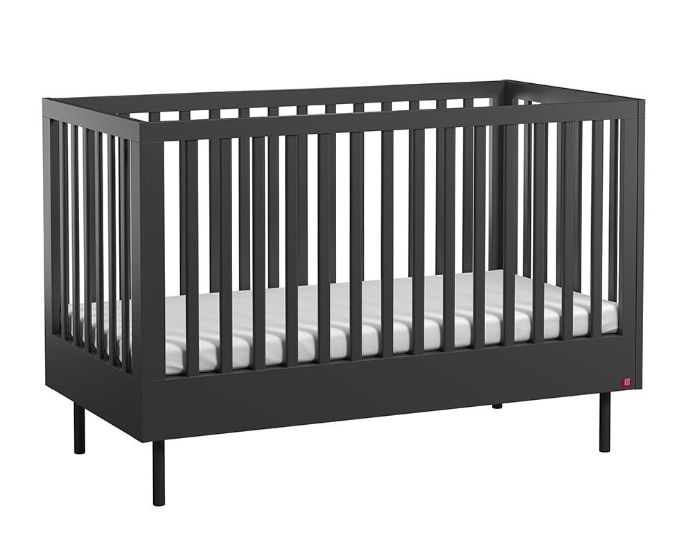 Full Size of Babybett Schwarz Cute 140x70 Online Kaufen Bei Zimmeria Bett Weiß 180x200 Schwarze Küche Schwarzes Wohnzimmer Babybett Schwarz