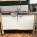 Modulküche Ikea Värde Vrde Varde Free Standing Kitchen Sink Unit In Kche Kosten Küche Kaufen Betten Bei Sofa Mit Schlaffunktion 160x200 Miniküche Holz Wohnzimmer Modulküche Ikea Värde