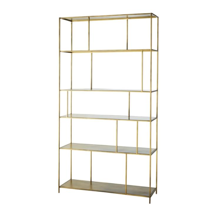 Medium Size of Regalwürfel Metall Regal Aus Goldfarbenem Met Afbeeldingen Metalen Regale Weiß Bett Wohnzimmer Regalwürfel Metall