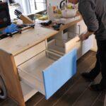 Ikea Voxtorp Küche Kche Maximera Schublade Ausbauen Einsetzen Bis 2017 Vs 2018 Mintgrün L Form Barhocker Niederdruck Armatur Türkis Einbauküche Mit E Wohnzimmer Ikea Voxtorp Küche