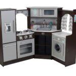 Kidkraft Spielkche Mit Lichtern Und Geruschen Spielerische Kinder Spielküche Wohnzimmer Spielküche