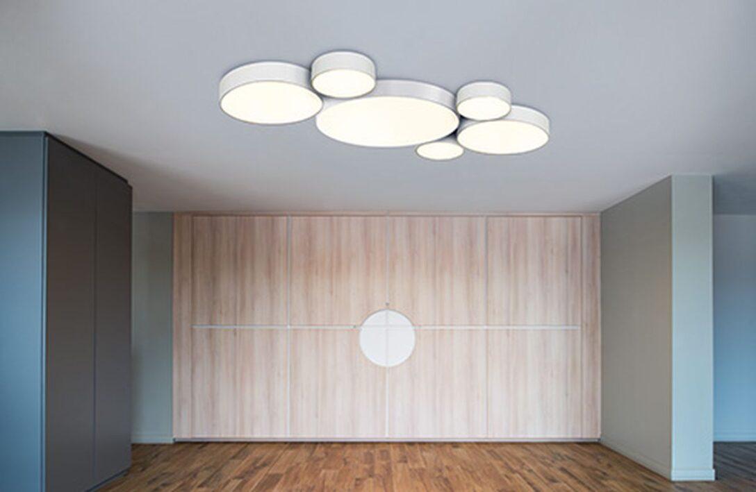 Large Size of Küchen Deckenleuchte Deckenleuchten Fr Ideale Basisbeleuchtung Slv Regal Schlafzimmer Led Küche Moderne Wohnzimmer Badezimmer Bad Modern Wohnzimmer Küchen Deckenleuchte