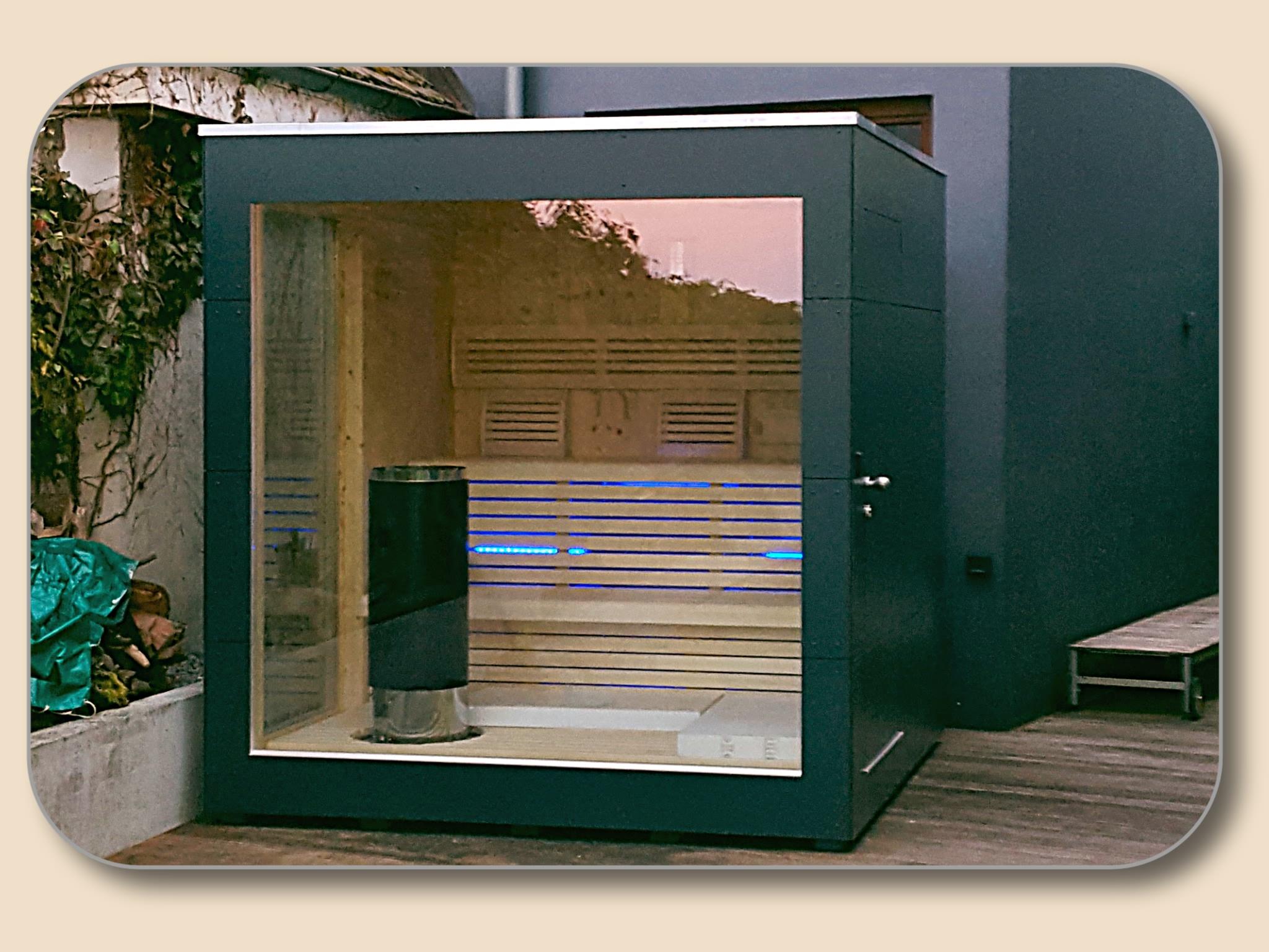 Full Size of Saunahaus Modern Gartensauna Cube Cubus Design Vom Hersteller Holzonde Deckenleuchte Schlafzimmer Esstisch Moderne Landhausküche Deckenlampen Wohnzimmer Wohnzimmer Saunahaus Modern