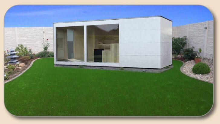 Medium Size of Gartensauna Bausatz Modern Aussensauna Kaufen Holzonde Wohnzimmer Gartensauna Bausatz