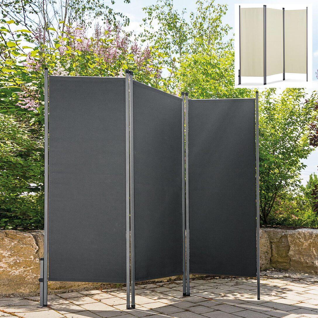Large Size of Outdoor Paravent Mobilis Promondo Garten Küche Edelstahl Kaufen Wohnzimmer Outdoor Paravent