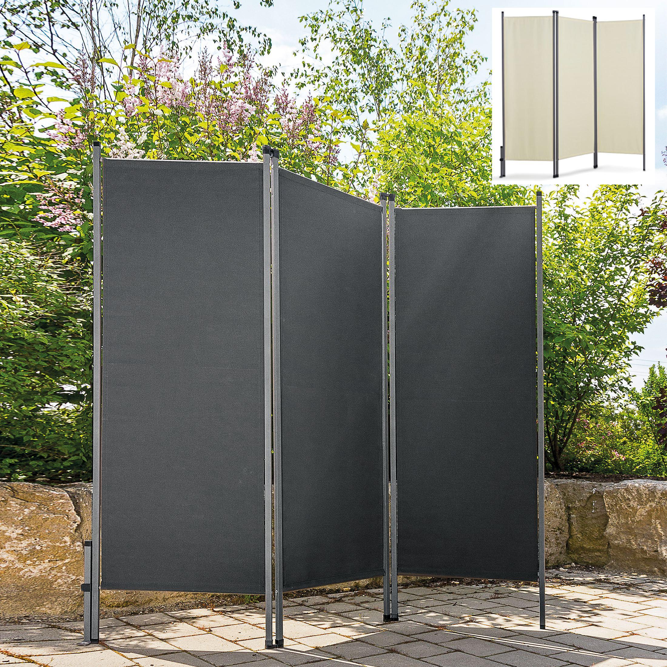 Full Size of Outdoor Paravent Mobilis Promondo Garten Küche Edelstahl Kaufen Wohnzimmer Outdoor Paravent