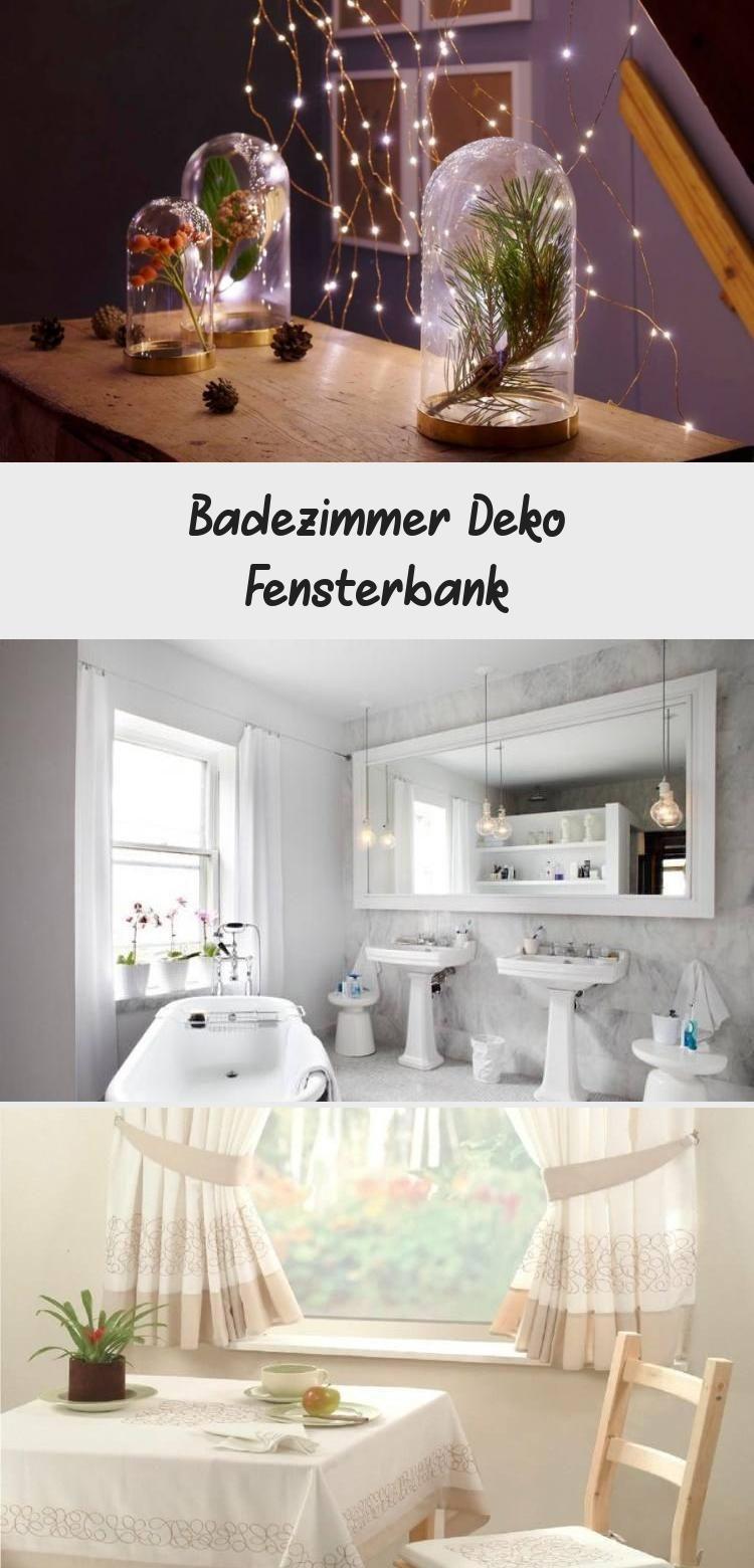 Full Size of Deko Fensterbank Schlafzimmer Badezimmer With Images Home Decor Landhaus Betten Set Weiß Stehlampe Gardinen Für Wandleuchte Deckenlampe Rauch Sessel Wohnzimmer Deko Fensterbank Schlafzimmer