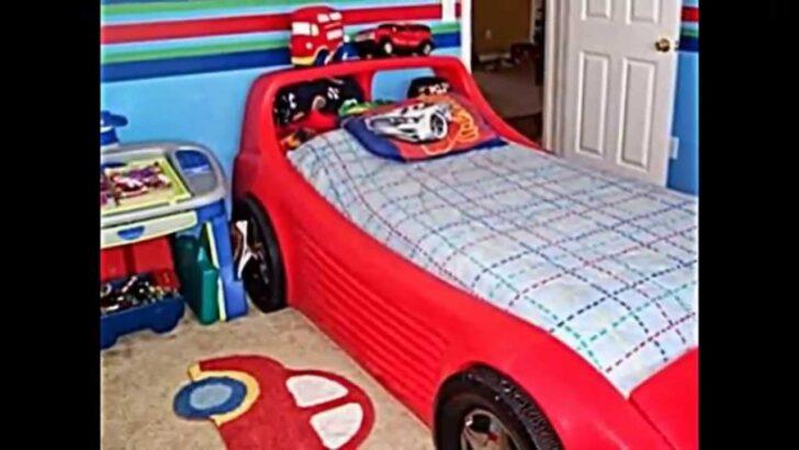 Medium Size of Wandgestaltung Kinderzimmer Jungen Gestalten 15 Bunte Und Se Deko Ideen Mit Regal Regale Sofa Weiß Wohnzimmer Wandgestaltung Kinderzimmer Jungen