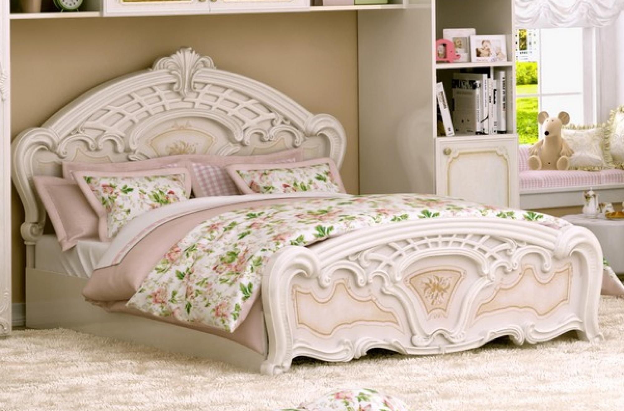 Full Size of Mädchenbetten Italienische Barockmbel Sicher Und Schnell Online Gnstig Wohnzimmer Mädchenbetten