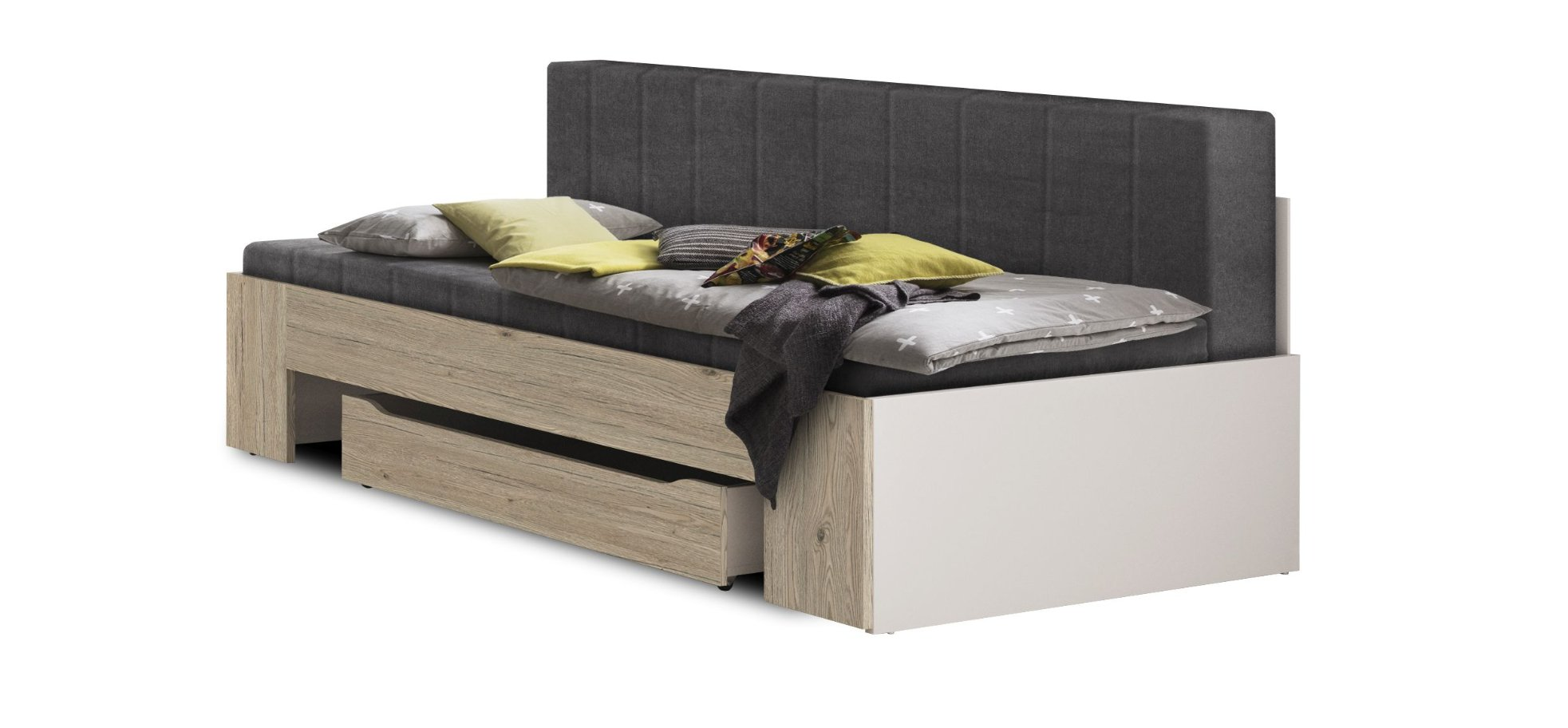 Full Size of Ausziehbares Doppelbett Ikea Ausziehbare Doppelbettcouch Sortiment Mbel Hesse Bett Wohnzimmer Ausziehbares Doppelbett