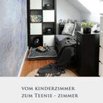 Umgestaltung Vom Kinderzimmer Zum Teenie Zimmer Mit Bildern Jugendzimmer Bett Sofa Xora Wohnzimmer Xora Jugendzimmer