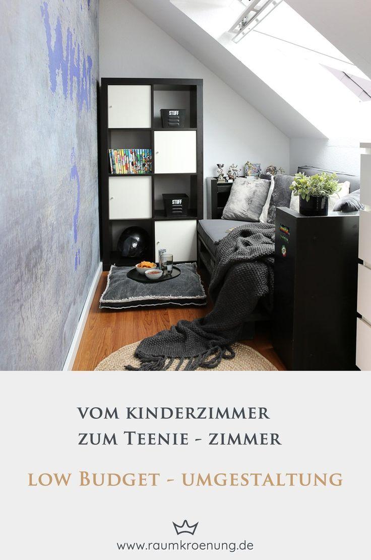 Full Size of Umgestaltung Vom Kinderzimmer Zum Teenie Zimmer Mit Bildern Jugendzimmer Bett Sofa Xora Wohnzimmer Xora Jugendzimmer