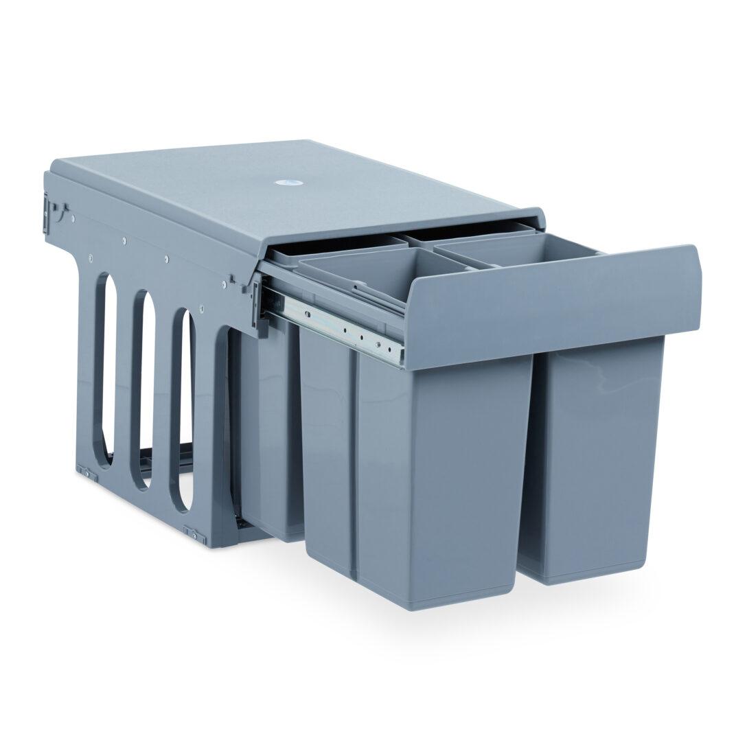 Large Size of Müllsystem Einbaumlleimer Kche Küche Wohnzimmer Müllsystem