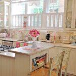 Shabby Chic Kche Mit Liebe Zum Detail Gestalten 45 Ideen Aufbewahrungsbehälter Küche Kaufen Ikea Inselküche Hängeschrank Höhe Klapptisch Single Glasbilder Wohnzimmer Küche Shabby