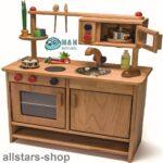 Spielküche Allstars Spielkche Kinderkche Pantrykche Aus Massivholz Mit Kinder Wohnzimmer Spielküche