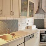 Fliesenspiegel Landhausküche Kche Selber Machen Endlich Neue Alte Mit Grau Küche Weiß Gebraucht Moderne Glas Weisse Wohnzimmer Fliesenspiegel Landhausküche