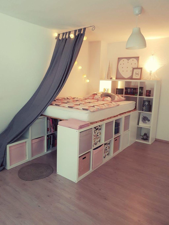 Full Size of Podestbett Ikea Pin On Bedroom Ideas3 Sofa Mit Schlaffunktion Modulküche Miniküche Betten 160x200 Küche Kaufen Kosten Bei Wohnzimmer Podestbett Ikea
