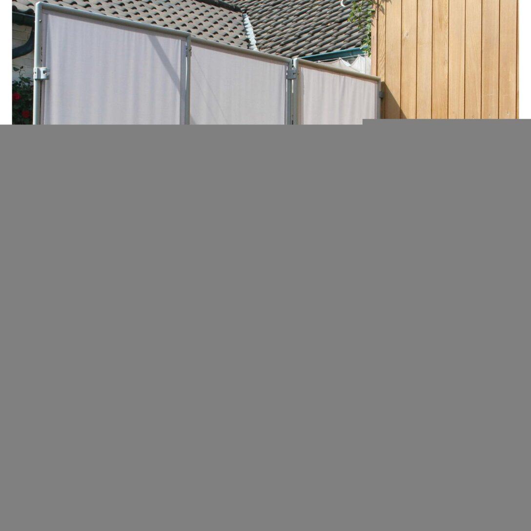 Large Size of Paravent Garten Obi Floracord Sicht Und Windschutz Silbergrau 210 Cm X Nobilia Küche Skulpturen Loungemöbel Holz Liegestuhl Schallschutz Lärmschutzwand Wohnzimmer Paravent Garten Obi