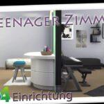 Zimmer Teenager Wohnzimmer Sims 4 Speedbuild Teenager Zimmer Einrichten Mit Emmi Rollo Wohnzimmer Lampen Regale Kinderzimmer Schlafzimmer Komplett Günstig Badezimmer Zubehör Gardinen