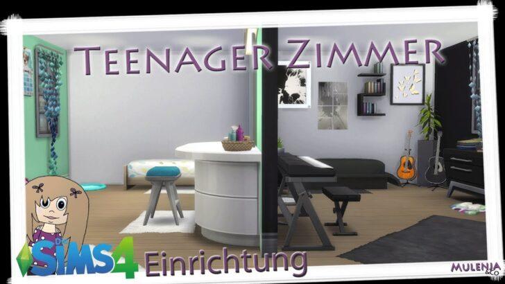 Medium Size of Sims 4 Speedbuild Teenager Zimmer Einrichten Mit Emmi Rollo Wohnzimmer Lampen Regale Kinderzimmer Schlafzimmer Komplett Günstig Badezimmer Zubehör Gardinen Wohnzimmer Zimmer Teenager