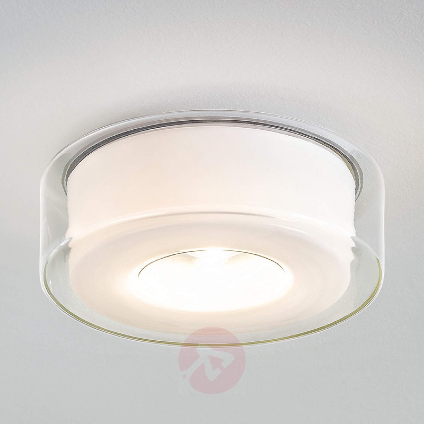 Full Size of Küchen Deckenlampe Serienlighting Curling Glas Led Kaufen Lampenweltde Deckenlampen Wohnzimmer Schlafzimmer Modern Regal Küche Bad Esstisch Für Wohnzimmer Küchen Deckenlampe