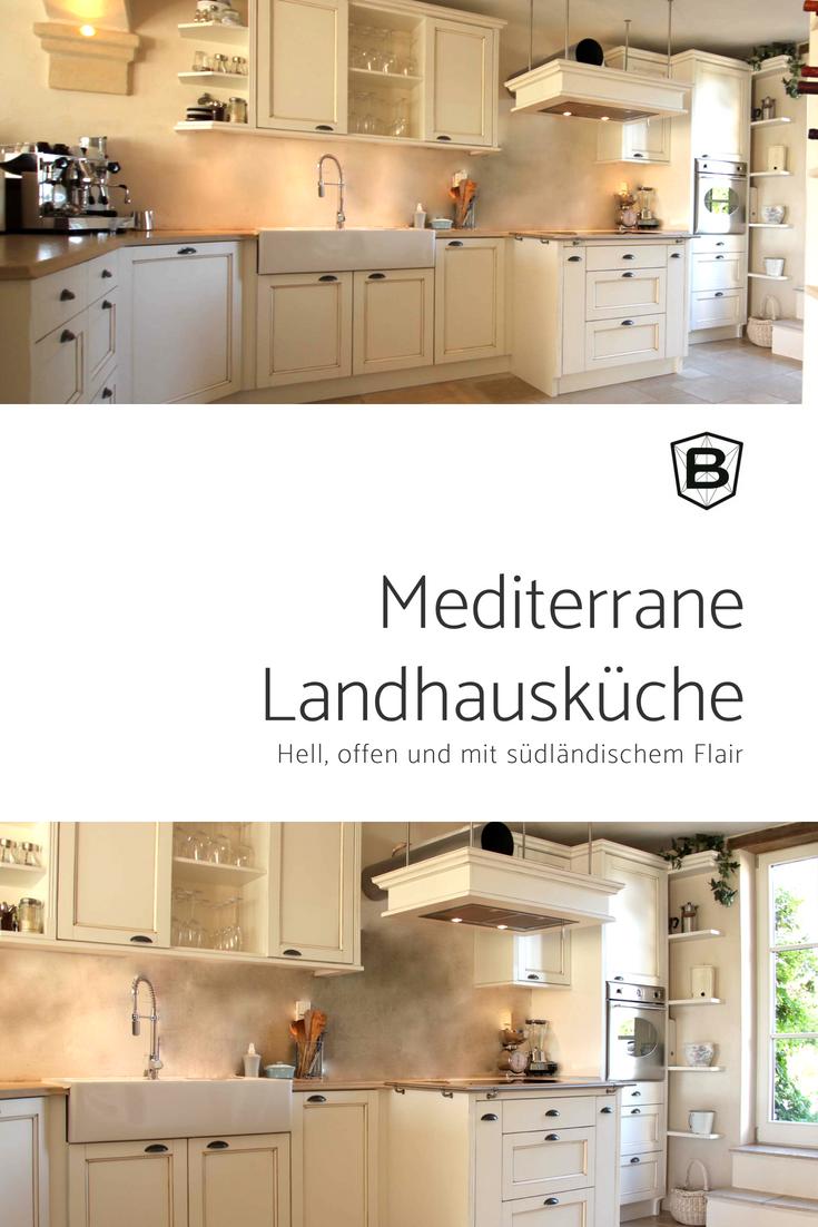 Full Size of Mediterrane Landhauskche In 2020 Kleine Küche Einrichten Weisse Landhausküche Gebraucht Moderne Weiß Grau Badezimmer Wohnzimmer Landhausküche Einrichten
