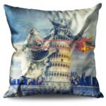 Bettwäsche Lustig Turm Von Pisa Italien Lustige Bettwsche Kissen 30 Cm Sprüche T Shirt T Shirt Wohnzimmer Bettwäsche Lustig