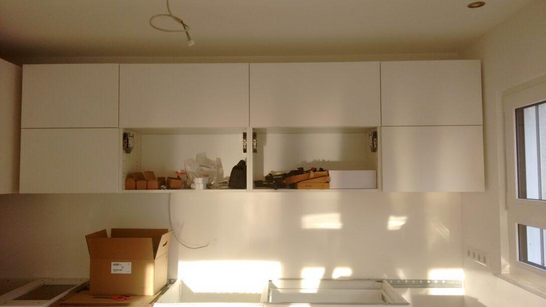 Large Size of Küchenblende Ikea Metod Ein Erfahrungsbericht Projekt Wohnzimmer Küchenblende