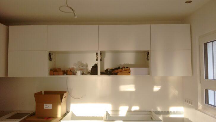 Medium Size of Küchenblende Ikea Metod Ein Erfahrungsbericht Projekt Wohnzimmer Küchenblende
