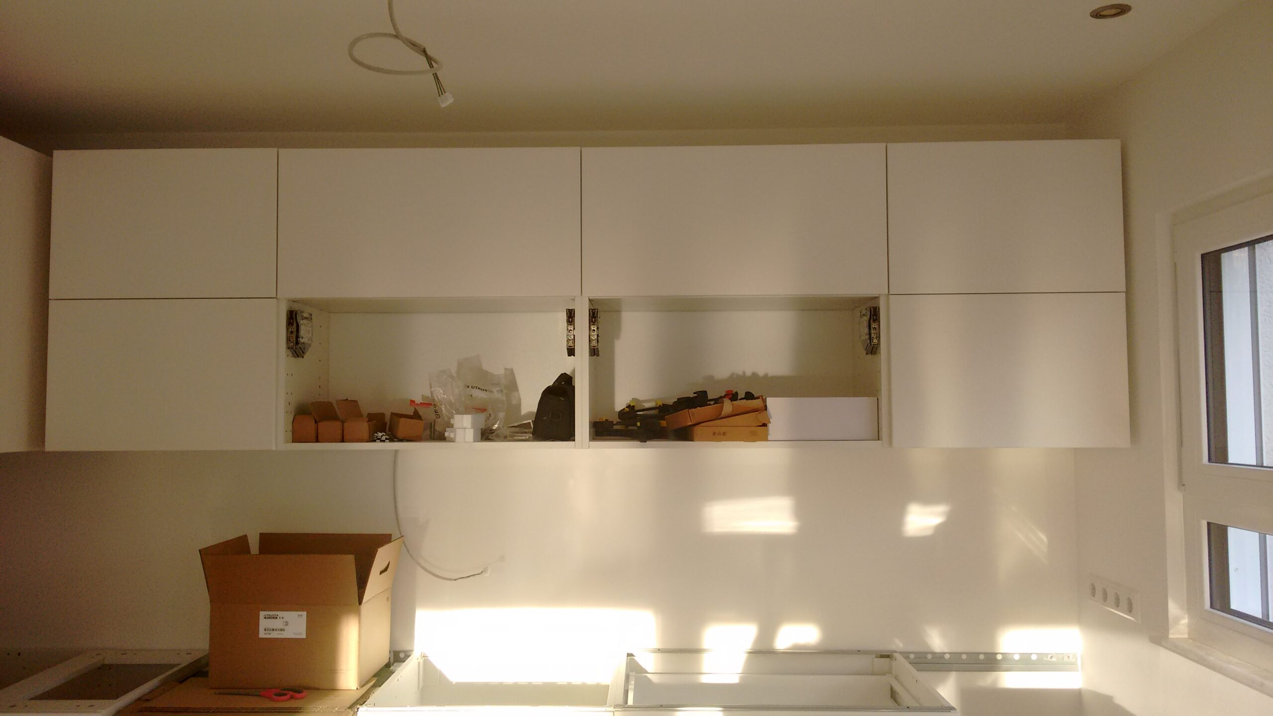 Full Size of Küchenblende Ikea Metod Ein Erfahrungsbericht Projekt Wohnzimmer Küchenblende