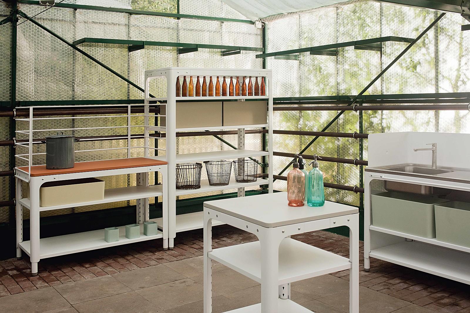 Full Size of Mobile Outdoorküche Küche Wohnzimmer Mobile Outdoorküche