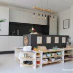 Kleines Regal Küche Unsere Diy Montessori Kinderkche Teil 1 Regale Poco Rückwand Glas Betonoptik Für Dachschrägen Kinderzimmer Weiß Wandregal Landhaus Wohnzimmer Kleines Regal Küche