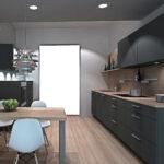 Nolte Küchen Glasfront Wohnzimmer Nolte Küchen Glasfront Kche Lackfront Grau Kchen Bis Zu 70 Preiswerter Küche Schlafzimmer Betten Regal