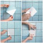 Fliesenspiegel Folie Wohnzimmer Fliesenaufkleber Mint Kche Bad Bei Printyourhome Fliesenspiegel Küche Selber Machen Sichtschutzfolie Fenster Einseitig Durchsichtig Sicherheitsfolie