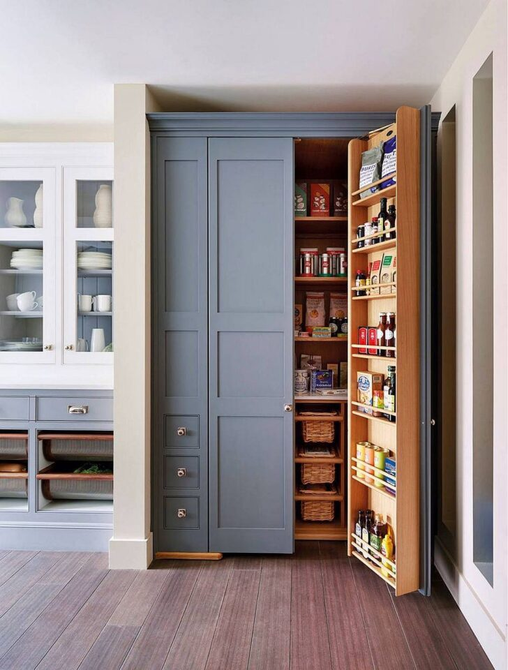 Medium Size of Alternative Küchen 10 Kleine Pantry Kche Ideen Fr Eine Organisierte Sofa Alternatives Regal Wohnzimmer Alternative Küchen
