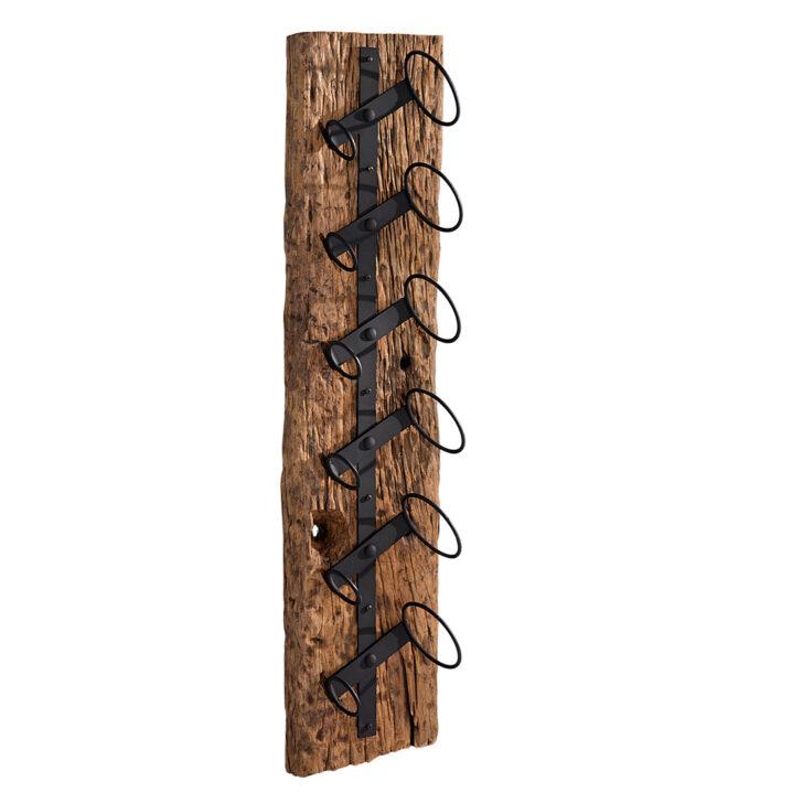 Medium Size of Massives Wand Weinregal Barracuda Antik Teak Holz Real Wandsticker Küche Schlafzimmer Wandtattoo Massivholz Wandregal Wohnzimmer Wohnwand Altholz Esstisch Wohnzimmer Weinregal Holz Wand