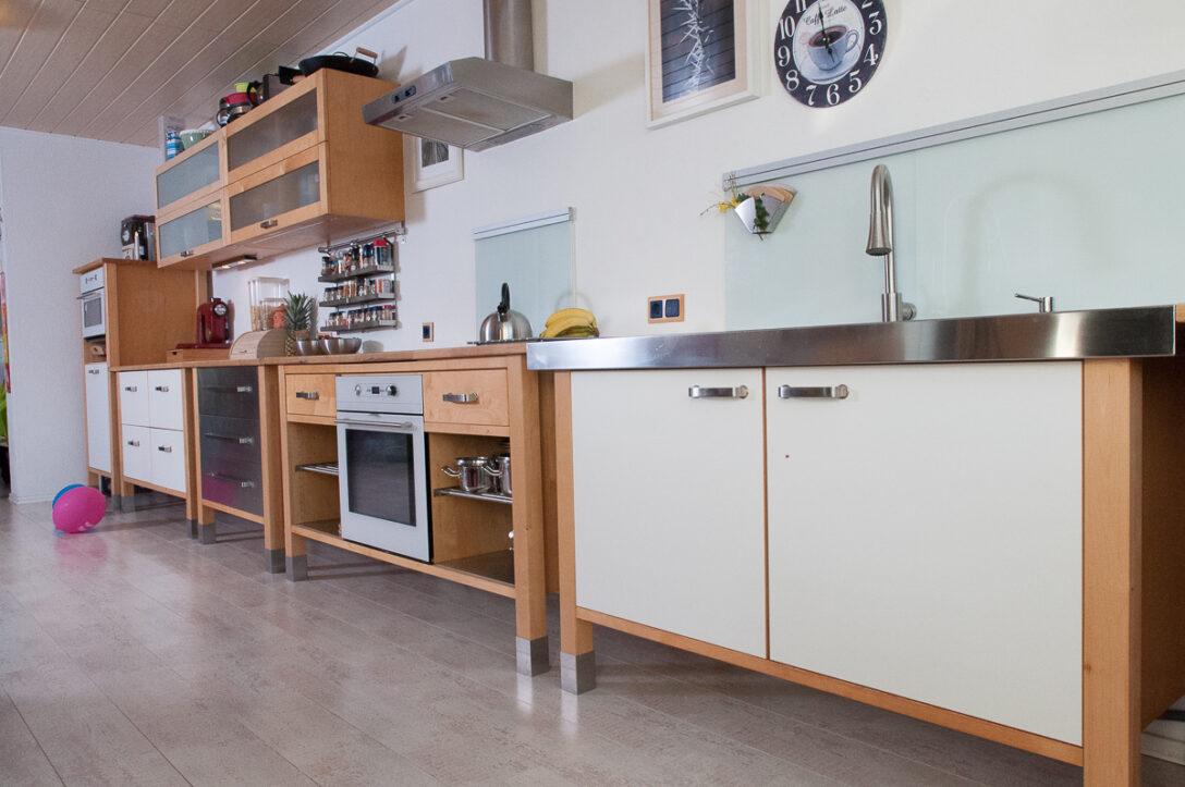 Large Size of Komplette Ikea Vrde Kche Zu Verkaufen Marc Lentwojt Küche Kosten Betten Bei Modulküche 160x200 Holz Kaufen Miniküche Sofa Mit Schlaffunktion Wohnzimmer Ikea Modulküche Värde