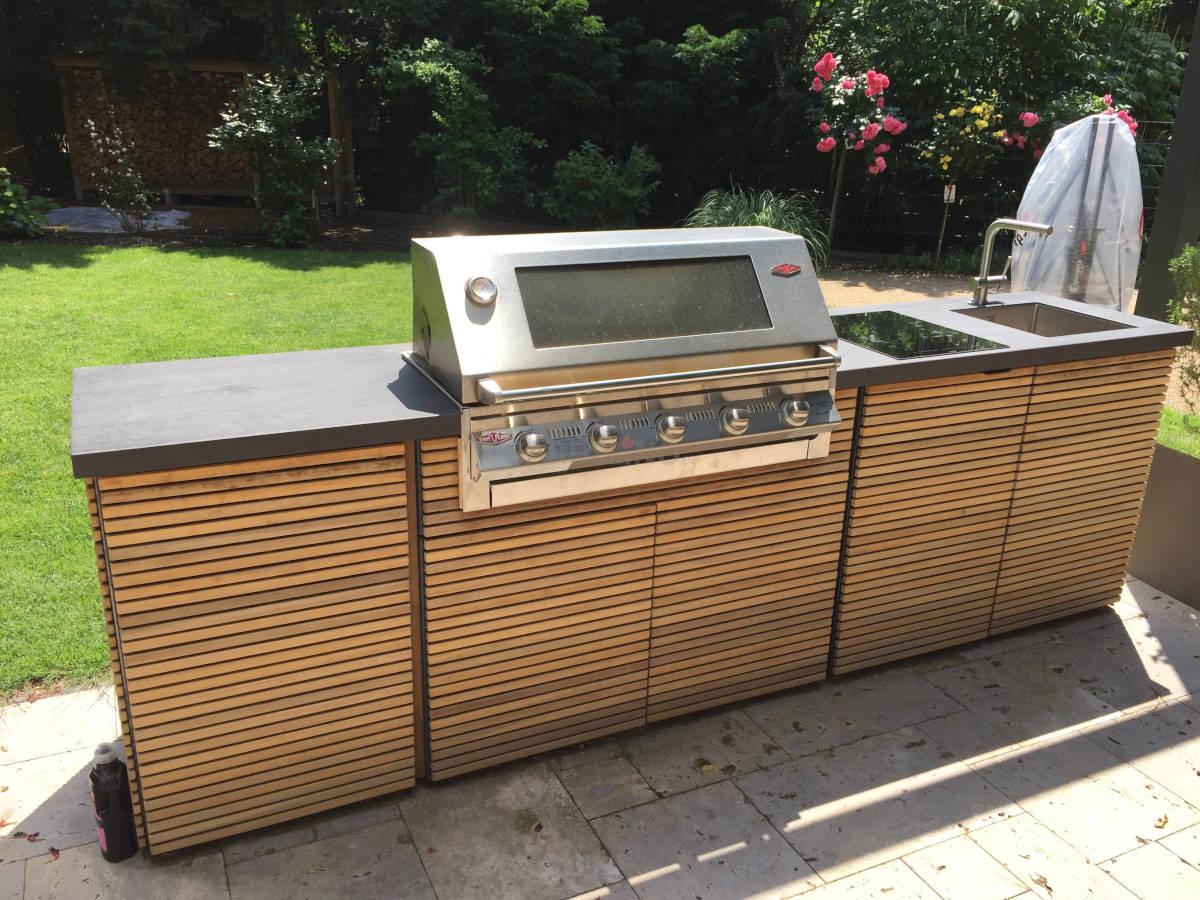 Full Size of Mobile Outdoorküche Outdoor Kche Ein Ratgeber Küche Wohnzimmer Mobile Outdoorküche