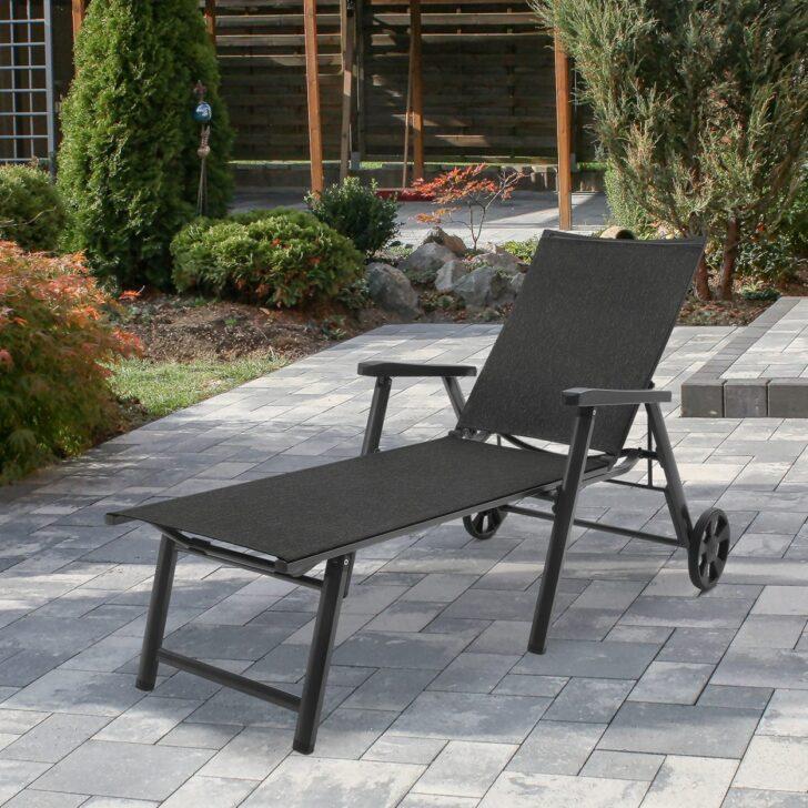 Medium Size of Alu Rollliege Gnstig Bei Aldi Nord Relaxsessel Garten Wohnzimmer Aldi Gartenliege 2020