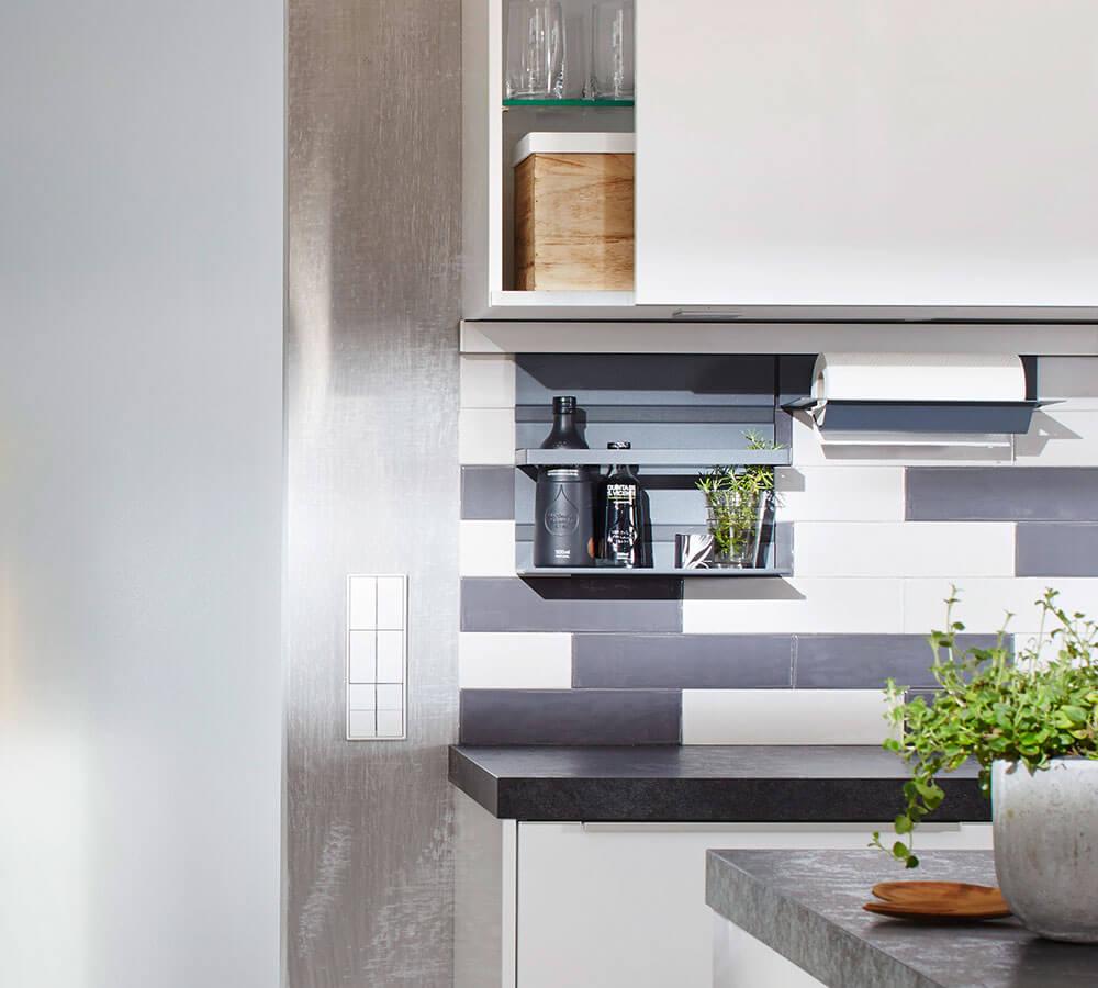 Full Size of Küchenrückwand Laminat In Der Küche Fürs Bad Badezimmer Im Für Wohnzimmer Küchenrückwand Laminat