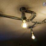Deckenlampe Esstisch Industrial Wohnzimmer Deckenlampen Küche Schlafzimmer Bad Für Modern Wohnzimmer Deckenlampe Industrial