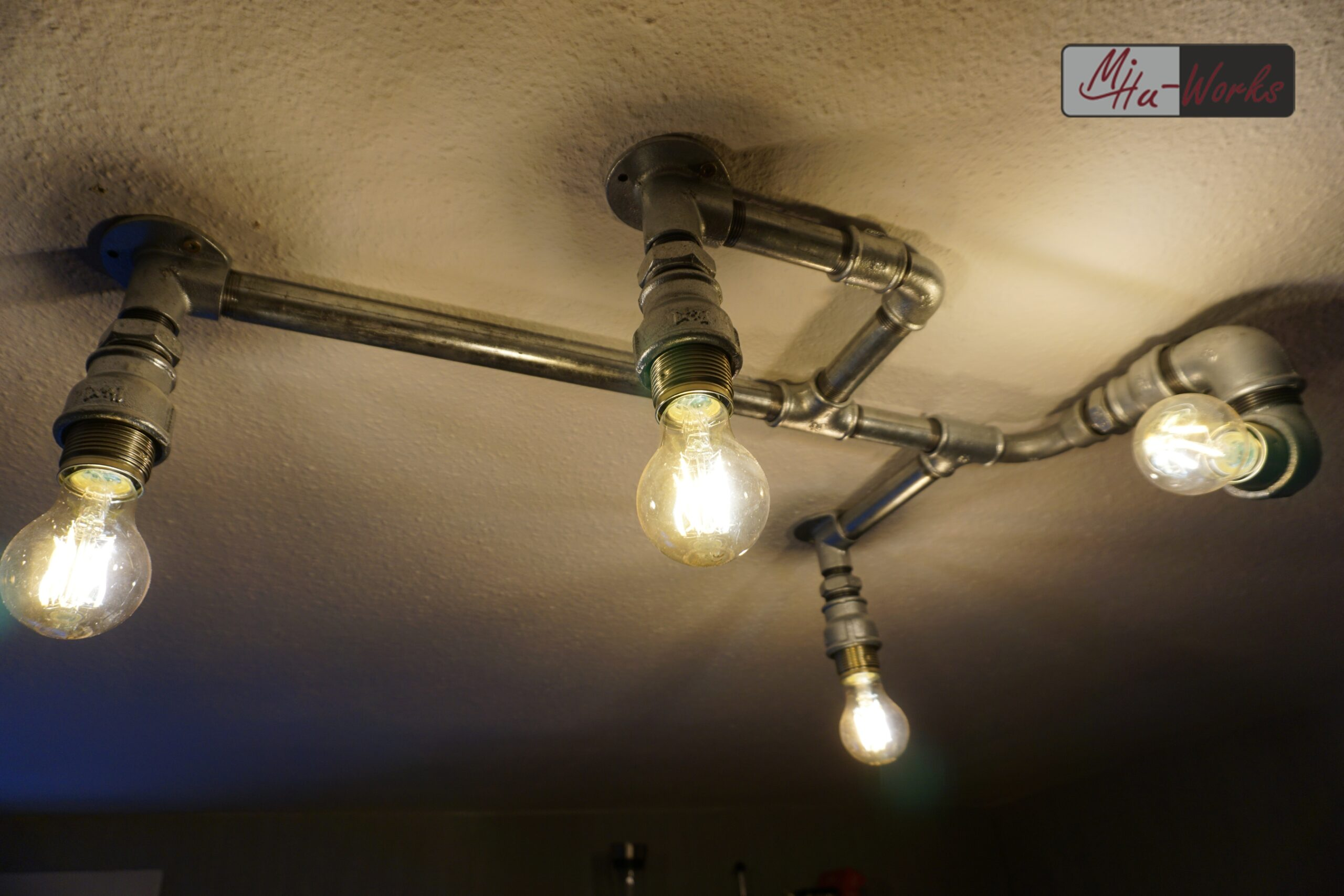 Full Size of Deckenlampe Esstisch Industrial Wohnzimmer Deckenlampen Küche Schlafzimmer Bad Für Modern Wohnzimmer Deckenlampe Industrial