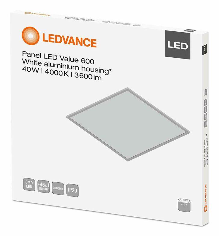 Medium Size of Osram Led Panel Table Lamp Ledvance 40w 600x600   4000k Surface Mount Kit Paneli 60x60 Pdf 32w (600 X 600mm) Planon Frameless 600x600mm 600 Cool Wei Ebay Wohnzimmer Osram Led Panel