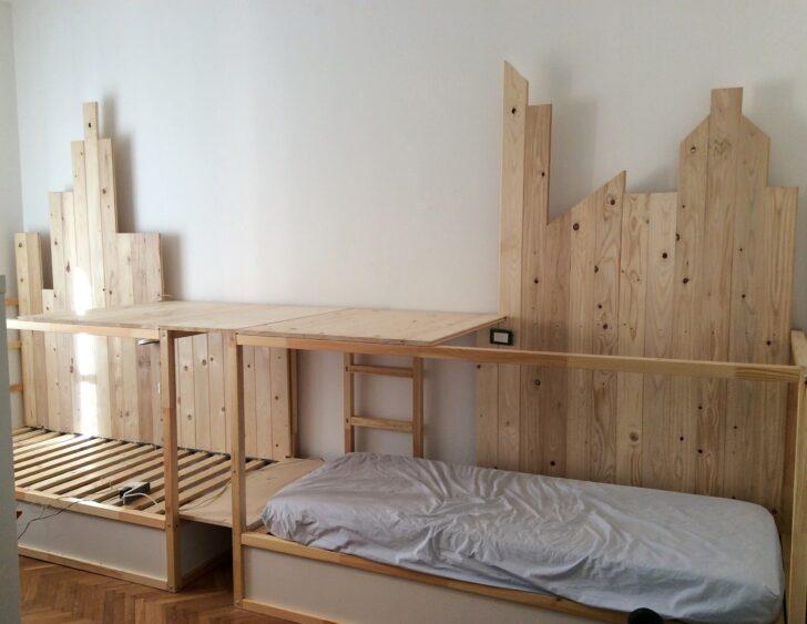 Medium Size of Kura Hack Ikea Bed Montessori Stairs Double House Storage Underneath Hacks Pinterest 2 Beds Triple Bunk Mommo Design Wohnzimmer Kura Hack