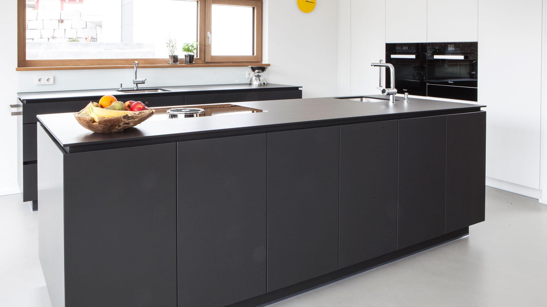 Full Size of Ikea Kche Kungsbacka Anthrazit Splbecken Nobilia Hochglanz Küche Fenster Wohnzimmer Kungsbacka Anthrazit