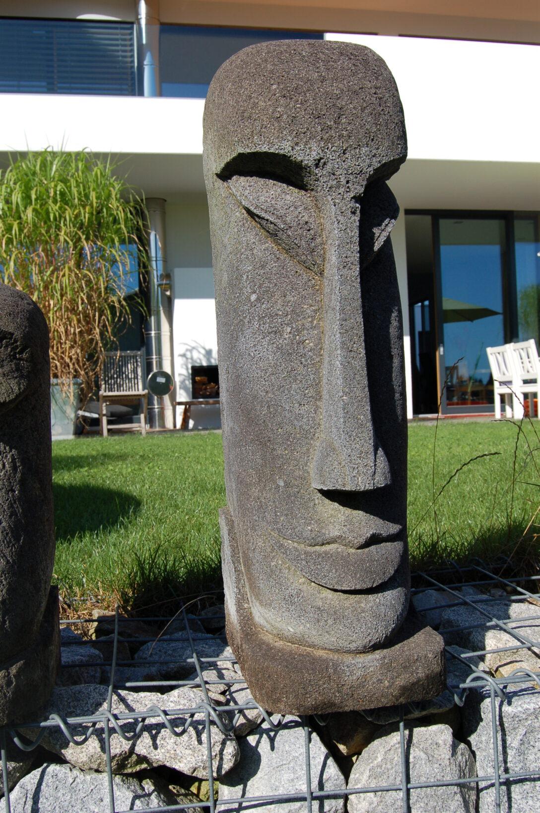 Large Size of Gartenskulpturen Stein Moai Und Osterinsel Steinfiguren Als Moderne Hotel Bad Staffelstein Alpina Hofgastein Gastein Therme Pension Steinteppich Wohnzimmer Gartenskulpturen Stein