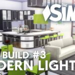 Küche Ideen Modern Sims 4 Lets Build Light 3 Haus Bauen Kche Buche Wasserhahn Für Günstig Kaufen Wandverkleidung Eckunterschrank Werkbank Müllsystem Wohnzimmer Küche Ideen Modern