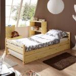 Bauernbett 90x200 Betten Bett Weiß Mit Schubladen Bettkasten Lattenrost Kiefer Weißes Und Matratze Wohnzimmer Bauernbett 90x200
