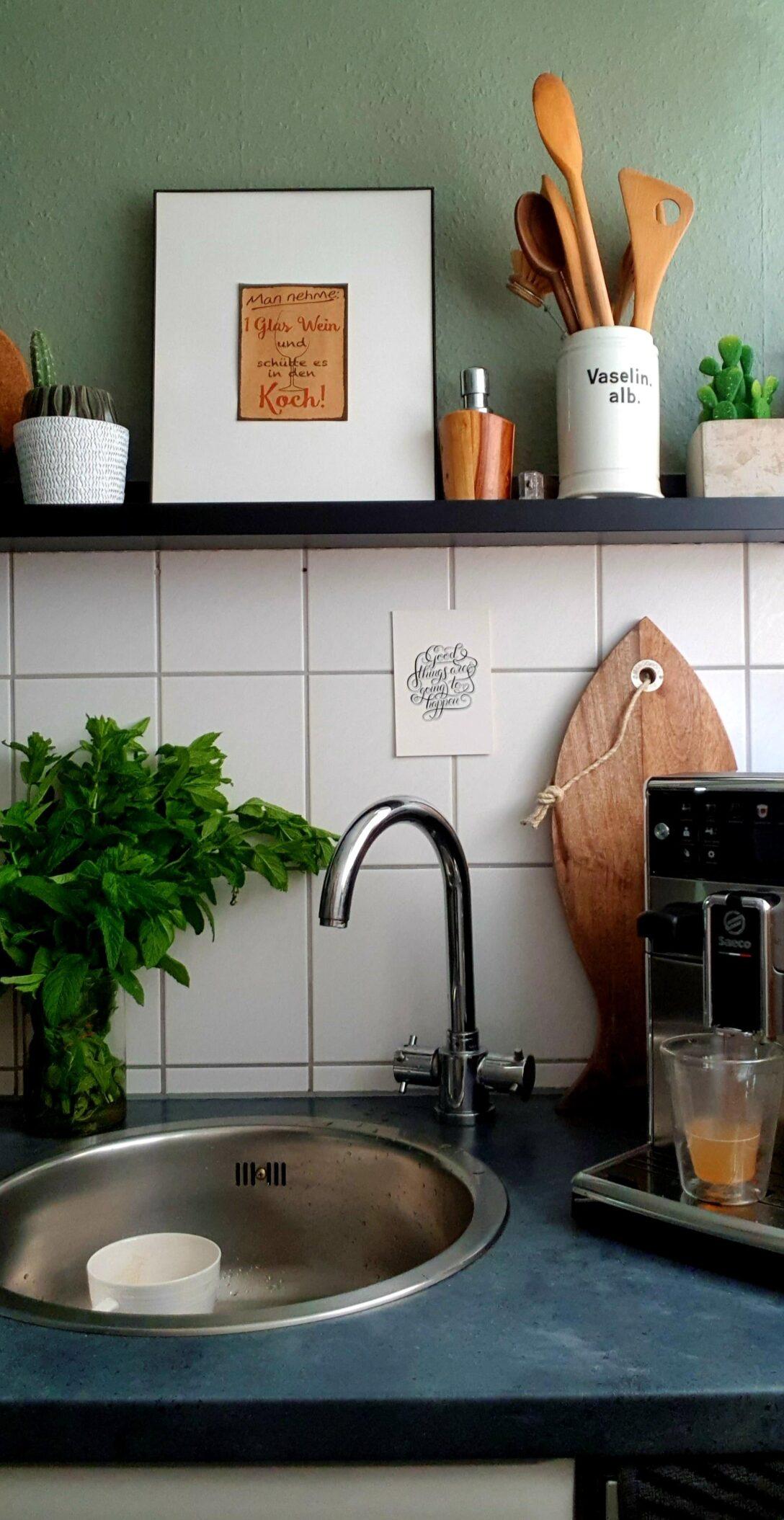 Large Size of Bilderleisten Gestalten Inspiration Fr Dein Konzept Küche Mit Insel Weisse Landhausküche Wandsticker Eckküche Elektrogeräten Schwingtür Schneidemaschine Wohnzimmer Küche Deko Ikea