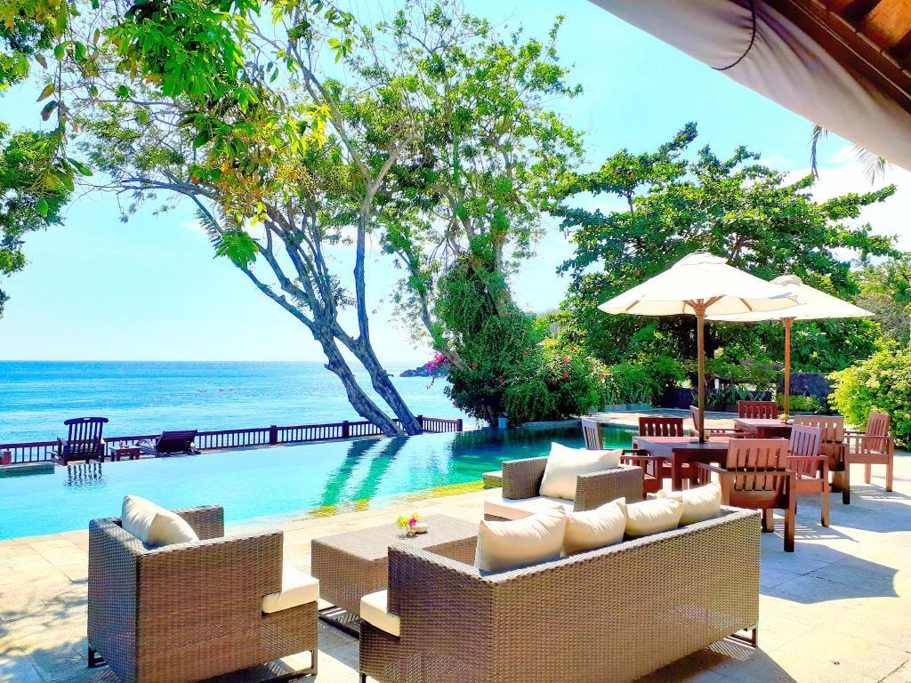 Full Size of Bali Bett Outdoor Mimpi Resort Tulamben Hülsta 200x200 Komforthöhe Niedrig Mit Bettkasten Paidi Balken Betten Ohne Kopfteil Beleuchtung Matratze Und Wohnzimmer Bali Bett Outdoor